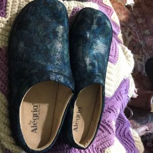Alegria Leather Women's Size 41 Shoes!